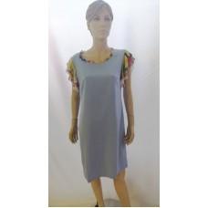 Платье женское силуэтное
