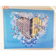 Плед 180Х200 в подарочной упаковке (расцветки в ассортименте)