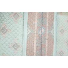 """Покрывало гобеленовое  170х220, Турция """"Ромбик"""" двухсторонее"""