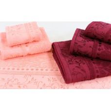 Махровое полотенце - Набор полотенец (50х90,40х70 ,70х130)