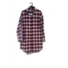 Рубашка женская с карманами