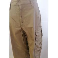 Шорты  мужские с  боковыми карманами   удлененные (беж)