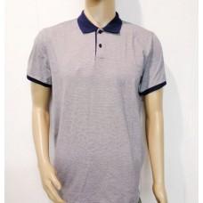 Рубашка мужская - поло , комбинированая