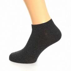 Носки мужские короткие однотонные